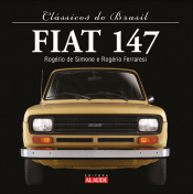 FIAT 147- CLASSICOS DO BRASIL