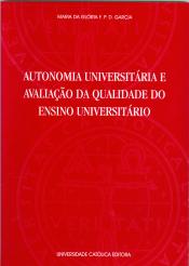 AUTONOMIA UNIVERSITARIA E AVALIACAO DA QUALIDADE DO...