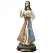 IMAGEM JESUS MISERICORDIOSO 40CM DE ALTURA