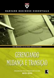 GERENCIANDO MUDANÇA E TRANSIÇÃO