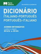 DICIONARIO ACADEMICO DE ITALIANO-PORTUGUES / PORTUGUES-ITALIANO