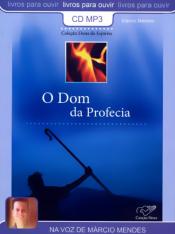 DOM DA PROFECIA, O - AUDIO LIVRO - 1ª