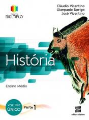 PROJETO MÚLTIPLO - HISTÓRIA - VOLUME ÚNICO