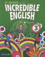 INCREDIBLE ENGLISH 3 CB - 2ND ED