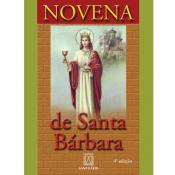 NOVENA DE SANTA BARBARA