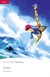 SURFER WITH CD (P.R.1)
