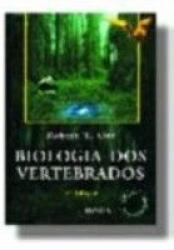 NBIOLOGIA DOS VERTEBRADOS - EDICAO UNIVERSITARIA