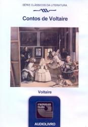 CONTOS DE VOLTAIRE - AUDIOLIVRO - SERIE CLASSICOS DA LITERATURA