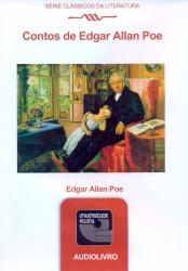 CONTOS DE EDGAR ALLAN POE - AUDIOLIVRO - SERIE CLASSICOS DA LITERATURA - 1
