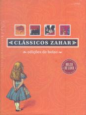 BOX CLASSICOS ZAHAR- CONTOS DE FADAS - OS TRES MOSQUETEIROS - O CONDE DE MONTE CRISTO - ALICE - EDICAO BOLSO LUXO