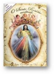 SANTO ROSARIO MEDITADO COM TERCO JESUS MISERICORDIOSO