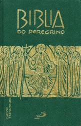 BIBLIA DO PEREGRINO - NOVO TESTAMENTO - CAPA PLASTICA
