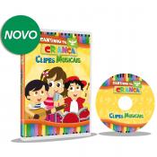 DVD CANTINHO DA CRIANCA - CLIPS MUSICAIS
