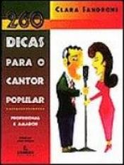 260 DICAS PARA O CANTOR POP PROFISSIONAL E AMADOR