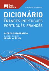 DICIONARIO ACADEMICO - FRANCES PORTUGUES PORTUGUES...