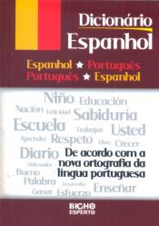 DICIONARIO ESPANHOL - ESPANHOL - PORTUGUES