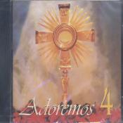 CD ADOREMOS VOLUME 04