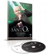 DVD E CD OU SANTOS OU NADA - RICARDO SÁ - 1ª