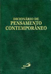 DICIONARIO DE PENSAMENTO CONTEMPORANEO