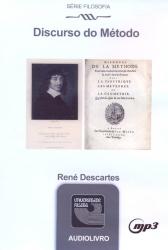 DISCURSO DO METODO, O - AUDIOLIVRO - SERIE FILOSOFIA - 1