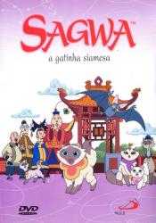 DVD SAGWA A GATINHA SIAMESA