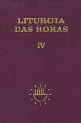 LITURGIA DAS HORAS - VOLUME IV ZÍPER