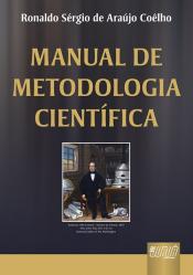 MANUAL DE METODOLOGIA CIENTÍFICA
