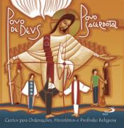 CD - POVO DE DEUS, POVO SACERDOTAL