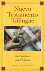 NUEVO TESTAMENTO TRILINGUE - 1
