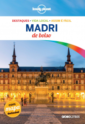 LONELY PLANET DE BOLSO - MADRI