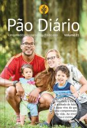PÃO DIÁRIO - VOLUME 21 - CAPA FAMÍLIA - LETRA GIGANTE
