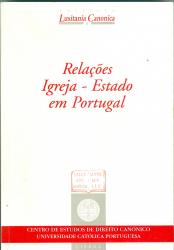 RELACOES IGREJA ESTADO EM PORTUGAL
