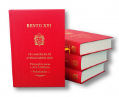 UM CAMINHO DE FÉ ANTIGO E SEMPRE NOVO - HOMILIÁRIO - 4 VOLUMES