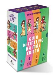 BOX GUIA DEFINITIVO DA MÃE CRISTÃ - VOLUME 1 A 4