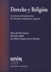 DERECHO Y RELIGION - 1ª