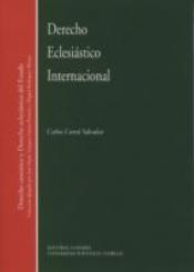 DERECHO ECLESIASTICO INTERNACIONAL  - 1ª