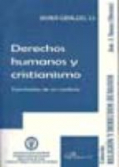 DERECHOS HUMANOS Y CRISTIANISMO - 1ª