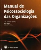 MANUAL DE PSICOSSOCIOLOGIA DAS ORGANIZACOES