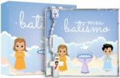 MEU BATISMO - BOX COM CD E TERÇO