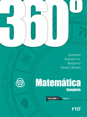 360 MATEMÁTICA - VOLUME 3
