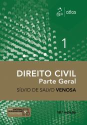 DIREITO CIVIL - PARTE GERAL VOLUME 1