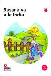 SUSANA VA A LA INDIA