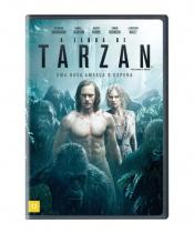 DVD A LENDA DE TARZAN