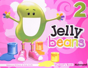JELLY BEANS 2 - STUDENT´S BOOK (WITH CD-ROM)