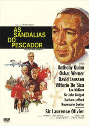 DVD AS SANDALIAS DO PESCADOR
