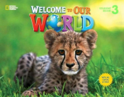 WELCOME TO OUR WORLD 3 SB WITH ALL CAPITAL LETTERS - AMERICAN - 1ST ED