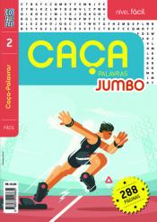 CAÇA PALAVRAS JUMBO - NÍVEL FÁCIL - LIVRO 2