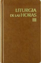 LITURGIA DE LAS HORAS III - 20ª