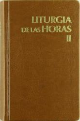 LITURGIA DE LAS HORAS II - 20ª