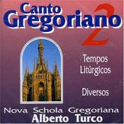 CD CANTO GREGORIANO 02